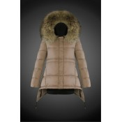 2017 Outlet Piumini Moncler Donna Cammello Ufficiale Shop Online