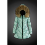 2017 Outlet Piumini Moncler Donna Mint Verde Sito Milano