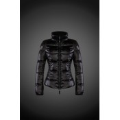 2017 Outlet Piumini Moncler Donna Nero Outlet Online