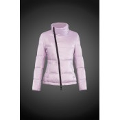 2017 Outlet Piumini Moncler Donna Rosa In Offerta