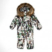 2017 Piumini Moncler Bambini Set Camouflage Outlet Roma