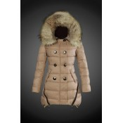 2017 Piumini Moncler Donna Cammello Vendita On Line