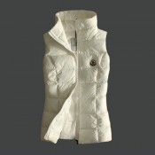 Gilet Moncler Donna Bianco Sito Ufficiale