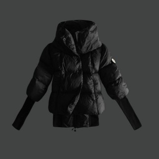 Moncler Donna Bellow Nero In Offerta