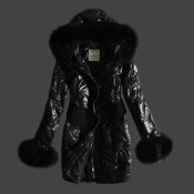 Moncler Donna Blessedly Nero Negozi Roma
