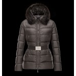 Moncler Donna Fabre Scuro Grigio Outlet Firenze