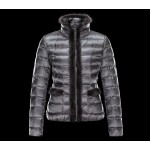Moncler Donna Temple Grigio Outlet Italia