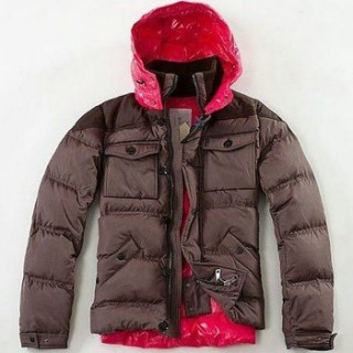 Moncler Due Toni Rentilly Piumini Sportiva Rossa Outlet Italia