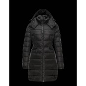 Moncler Outlet Donna Charpal Nero Pizza