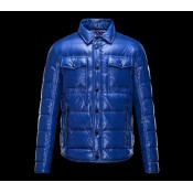 Moncler Outlet Uomo Matthew Luminoso Blu Outlet Online