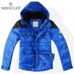 Moncler Uomo Blu Outlet Pizza