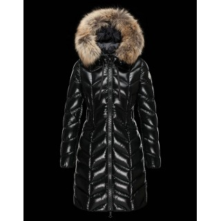 Online Piumini Moncler Nuovo Moncler Belloy Donna Nero