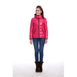 Outlet Piumini Moncler Donna Bady Rosa 02