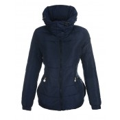 Outlet Piumini Moncler Nuovo Donna Epine Blu