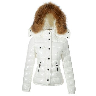Piumini Moncler Nuovo Donna Armoise Bianco Shop Online