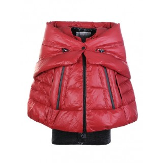 Piumini Moncler Nuovo Donna Sawami Rosso Online Outlet