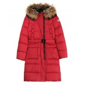 Piumini Moncler Nuovo Melina Rosso Outlet Milano