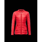 Piumini Moncler Nuovo Moncler Dali Donna Rosso Outlet