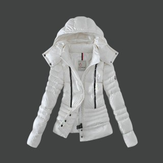 Piumini Moncler Nuovo Moncler Donna Bianco In Offerta