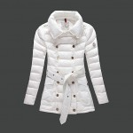 Piumini Moncler Nuovo Moncler Donna Bianco Shop Online Italia