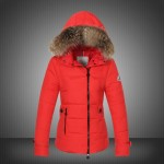 Piumini Moncler Nuovo Moncler Donna Rosso Italia On-Line