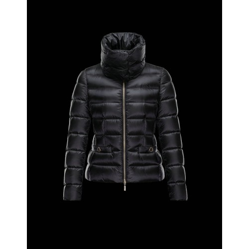 f436546ef363a Piumini Moncler Nuovo Moncler Metlle Donna Nero Outlet Pizza