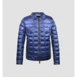 Piumini Moncler Nuovo Moncler Uomo Blu Online Outlet