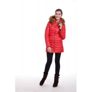 Piumini Moncler Outlet Lunga Rosso Store Locator